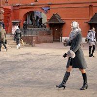 Я шагаю по Москве :: Владимир Болдырев