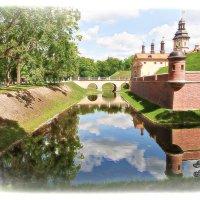 Архитектурный, жилой и культурный комплекс рода Радзивиллов в городе Несвиж :: Photo GRAFF