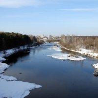 Челябинск - зима... :: Натали Акшинцева