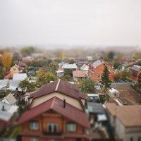 Маленький город :: Антон Бабалян