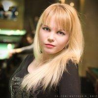 Анастасия :: D. Matyushin.