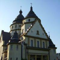 Храм  Царя  Христа  в   Ивано  -  Франковске :: Андрей  Васильевич Коляскин