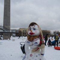 Дама, приятная во всех отношениях :: marmorozov Морозова