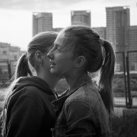 На закате... :: Valeriy(Валерий) Сергиенко