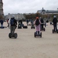 Увидеть Париж и не упасть.. :: Андрей Тронин