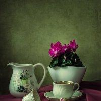 Приглашение на чашку чая :: Ирина Приходько