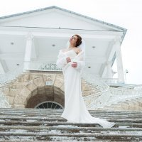 Невеста Настя :: Ксения Субботина