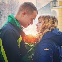 Тарас та Аня :: Зоряна Стахнів