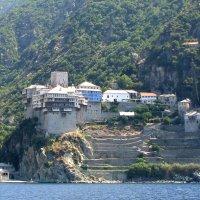 Святая гора Афон.Монастырь Дионисия :: Vladimir 070549