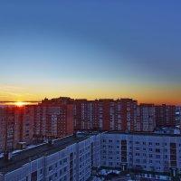 Закат :: Илья Федулов