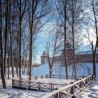 Весна идет :: Евгений Никифоров