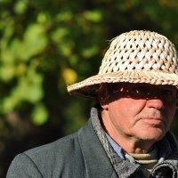 Дело в шляпе или.... загадочная личность :: Александр Бойко