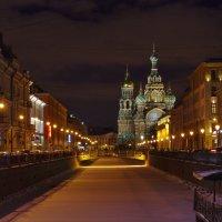 Церковь Спас-на-Крови. :: Ирина Нафаня
