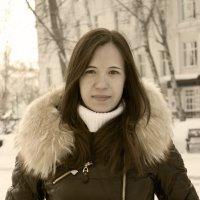 Морозный день :: Екатерина Баннова