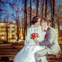 Свадьба :: Ирина Митрофанова студия Мона Лиза