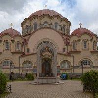 Санкт-Петербург, Казанская церковь Вознесенского Новодевичьего монастыря :: Александр Дроздов
