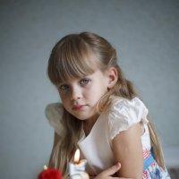 дочь... :: Оксана Жукова