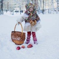 морозко :: Катерина Байкалова