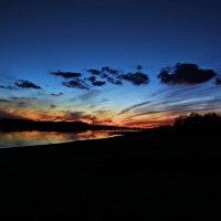 закат :: Катерина Байкалова