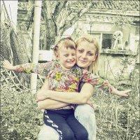 Мама и дочь :: Татьяна