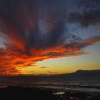 Канарские острова.Закат... :: Александр Манько