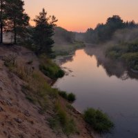 Киржач ранним утром августа... :: Roman Lunin