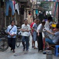 Китай. Провинция Гуандон. 2012. :: dbayrak Дмитрий Байрак