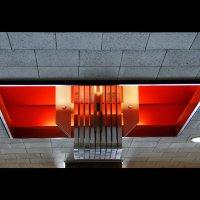 Знаменитое освещение музея ВИ Ленина :: Alex Sash