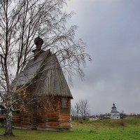 Деревянное зодчество. :: Анастасия Смирнова