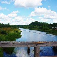 Река-речонка :: Светлана Лысенко