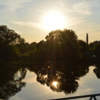 Два солнца :: Оксана Провоторова