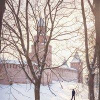 На прогулке :: Евгений Никифоров