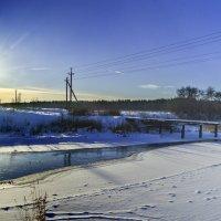 Зима :: Олег Чернов