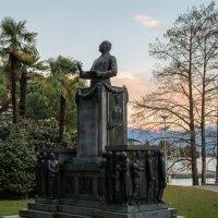На закате :: Witalij Loewin