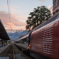 В ожидании поезда :: Witalij Loewin