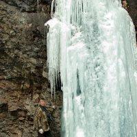 У водопада Берендей :: Нина Борисова