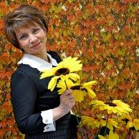 Просто осень напомнила то, о чём лето молчало… :: Елена Третьякова