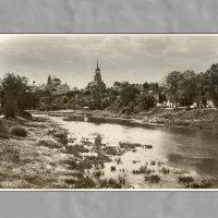 Город на реке. Торжок :: antip49 antipof