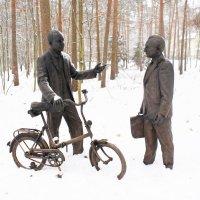Затянувшаяся беседа :: Николай Дони