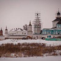 Бобреневский монастырь :: Катерина Орлова