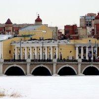 Кировский мост :: Натали Акшинцева