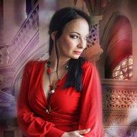 В красном :: Наталья Первова