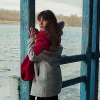 Делаю вид что не очень холодно) :: Анастасия Михалева