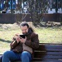 мужское уединение :: Олег Лукьянов