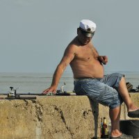 Рыбак :: Дмитрий Близнюченко