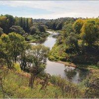Осень на реке Лучеса. :: Роланд Дубровский