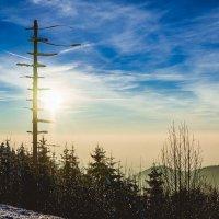снежные горы :: Dennis Wiesner