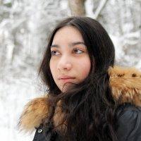 Кристина :: Виктория Оболкина