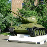 Т-34 :: Сергей Антонов