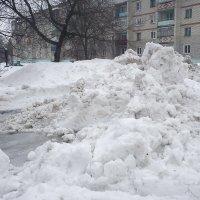 Снежные барханы :: Татьяна